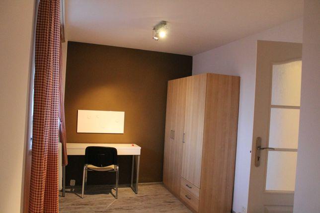 Pokoje 1 i 2 osobowe, 500m od ŚUM, wszystkie opłaty w czynszu