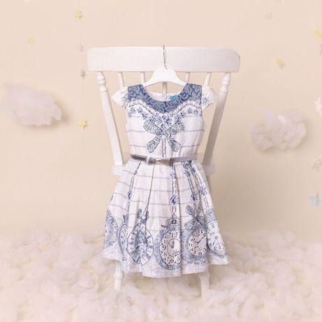 Дитячі сукні віком з 9 місяці до 6 років