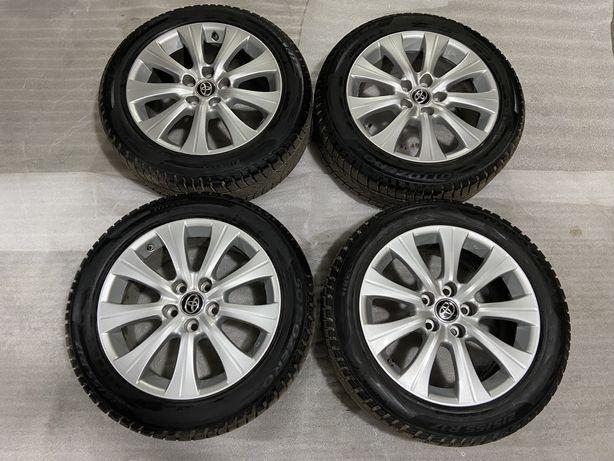 Диски Колеса В Сборе Toyota Camry 70 215 55 R17 5x114.3 РАЗБОРКА