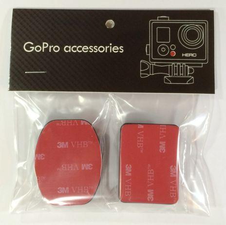 Платформы липучки 3М VHB для экшн камер GoPro