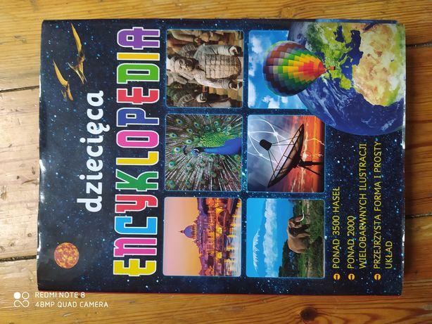 Dziecięca encyklopedia ponad 3500 haseł                              .