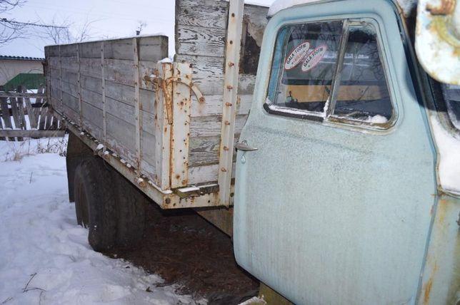 ГАЗ-53 в хорошем состоянии