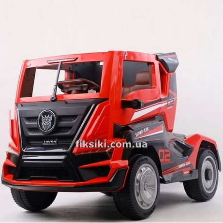 Детский электромобиль T-7315 RED, EVA, Дитячий електромобiль