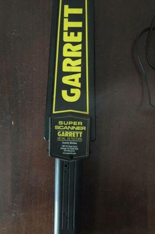 Ручной металлодетектор Garrett