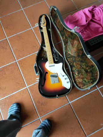Guitarra Fênix by Young Chang (modelo tele thinline)