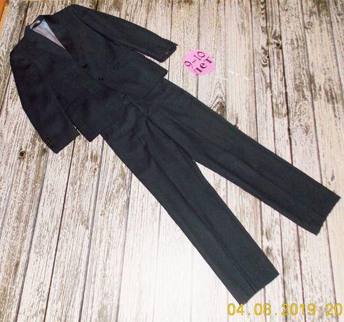 Школьный костюм для мальчика 9-10лет.134-140 см