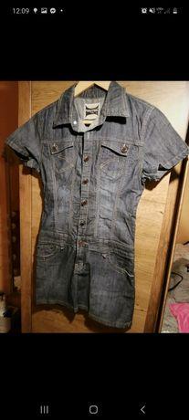 Sukienka / tunika jeansowa