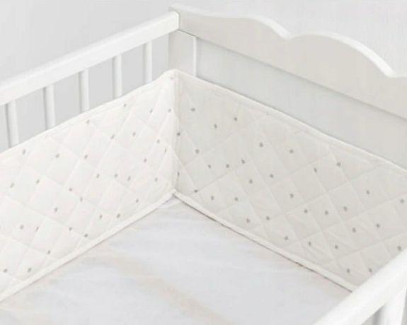 Ochraniacz na łóżeczko Himmelks ikea