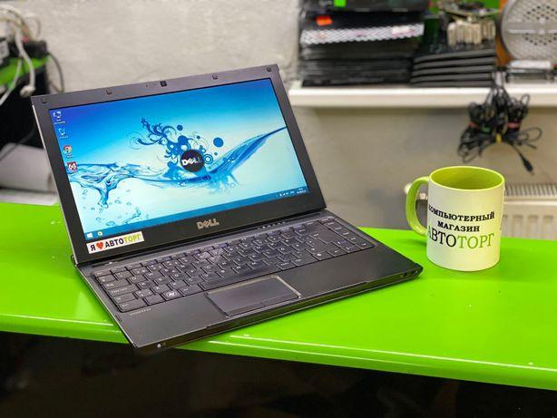 Недорогой ноутбук Dell для работы / Intel i3   SSD 120   13.3 дюйма