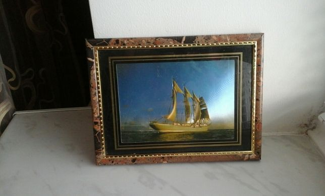 Картина Корабль+ бонус
