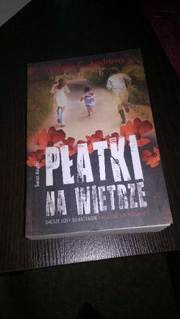 Platki na wietrze Virginia C. Andrews