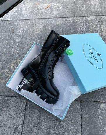 Pouch Prada Hight Boot