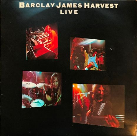 Barclay James Harvest – Live 1974 UK альбом на двух виниловых дисках