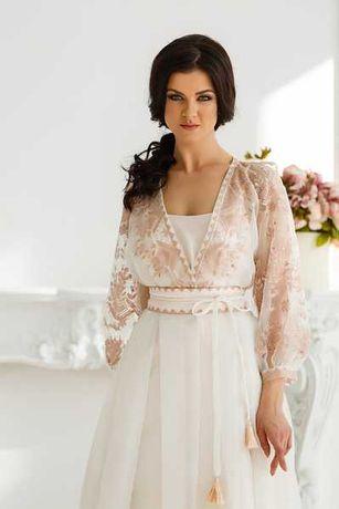 Дизайнерська сукня від Оксани Полонець