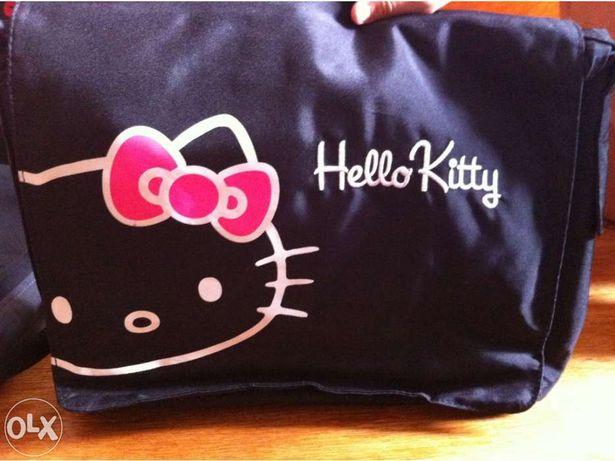 Bolsa Hello Kitty Preta