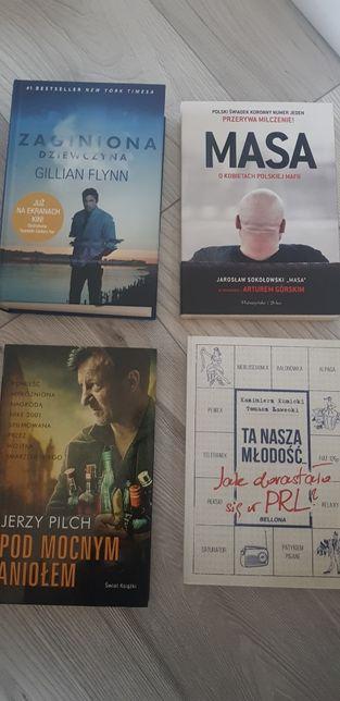Sprzedam książki R.Mróz i innych