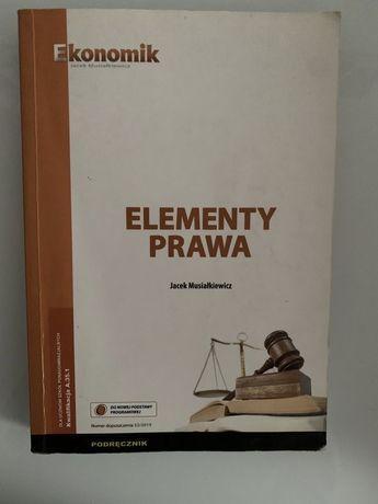 Elementy prawa Ekonomik