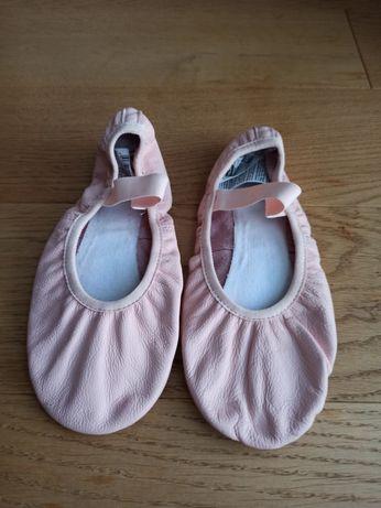 Baletki jak NOWE rozm 35 różowe decathlon