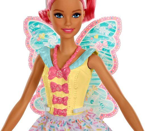Кукла Фея Барби Дримтопия Dreamtopia Barbie Mattel FXT03