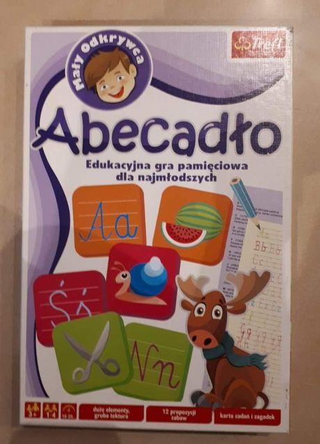 Abecadło - gra edukacyjna