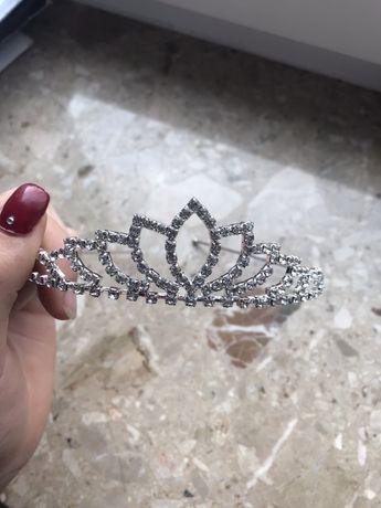 Diadem korona nowa