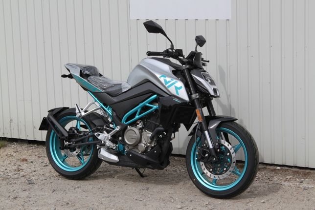 Motocykl CF Moto Nk 250 Wyprzedaż raty/Leasing/Transport