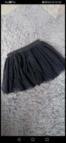 Spódnica z tiulem
