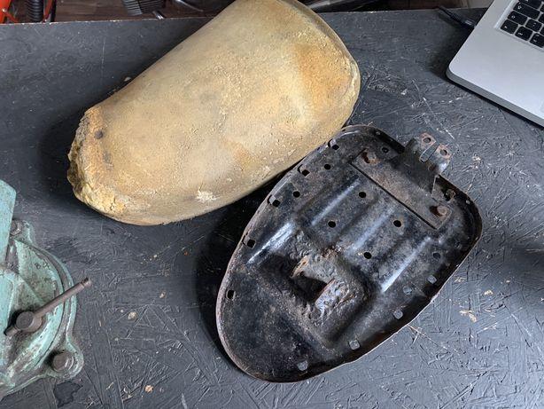 Romet Motorynka siedzenie postawa gabka oryginal slask