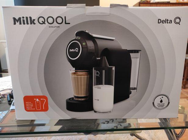 Ekspres do kawy DELTA Q MILK QOOL, nowy
