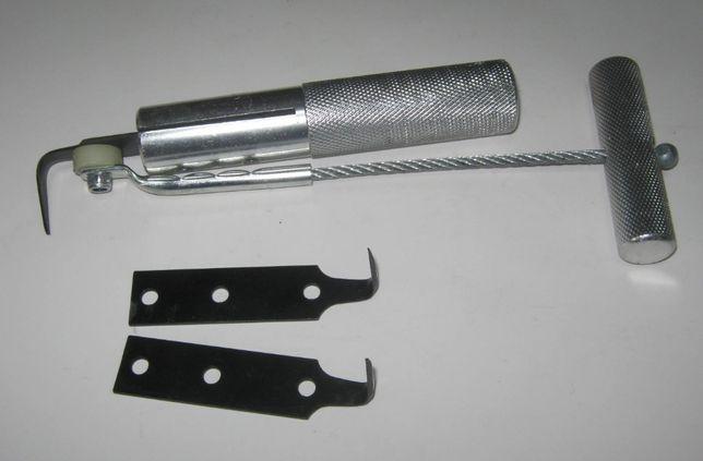 Nóż do wycinania szyb samochodowych