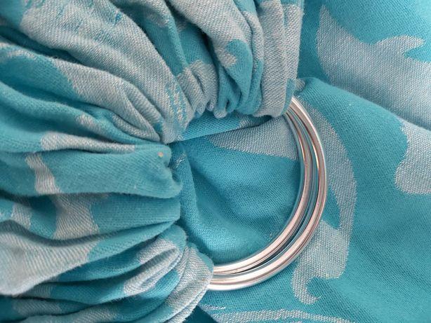 Chusta kółkowa 2m Fidella Sirens Blue