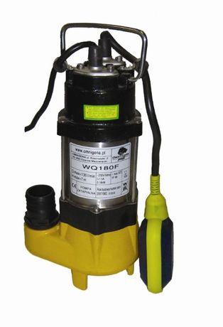 Pompa zatapialna ścieków WQ 180F 0,18kW/230V Omnigena Super!