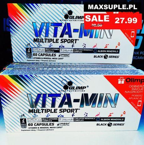 Maxsuple.pl Olimp VITA-MIN Multiple SPORT – 60 KAPS