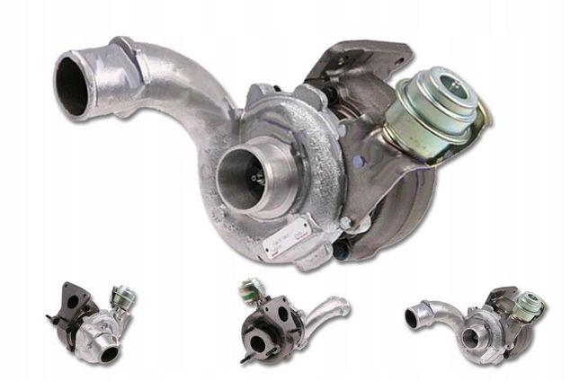 Turbosprężarka turbina Renault Espace III IV 1.9 Renault Laguna II 1.9