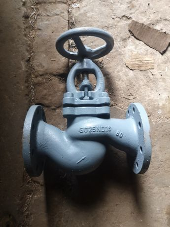 Вентиль кран задвижка клапан Ду 80 Ру16