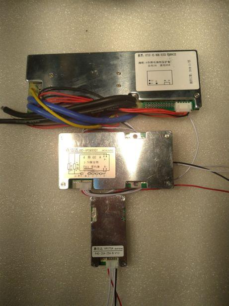 BMS 36V (10s) 15A/35A/60A Li-ion bateria 3.7v (4.2v)