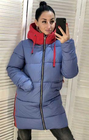Куртка зима. Новая