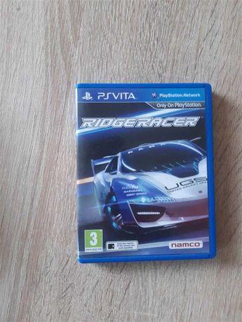 Gra ps Vita Ridge Racer w super stanie Polecam GRA PlayStation
