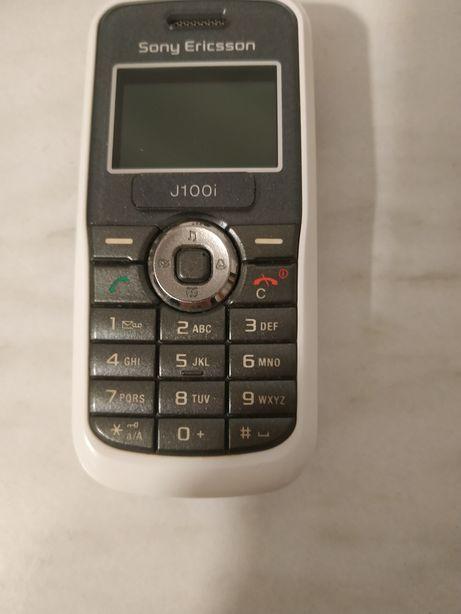 Sony Ericsson J100i Polar White