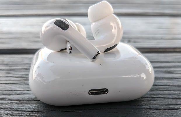 Apple AirPods Pro (MWP22) айрподс