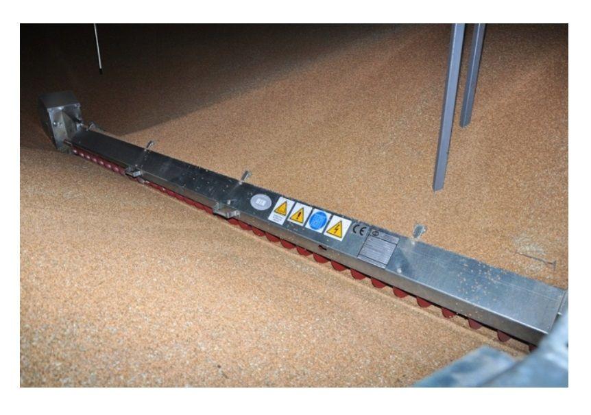 Przenośniki ślimakowe wewnętrzne PSW Silos BIN-100 Dakowy Suche - image 1