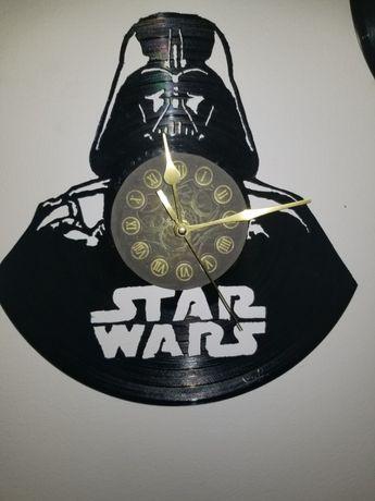 Relógio de Parede em Vinil - Star wars 2