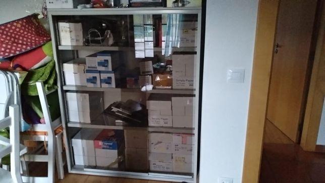 Móvel/vitrine arquivo escritório