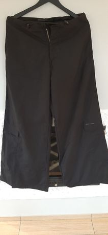 Spodnie dzwony L
