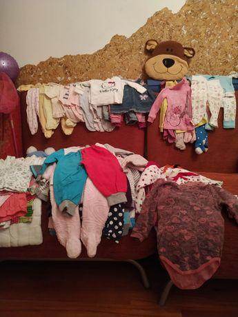 Продам целую кучу вещей для девочки 1-2 года