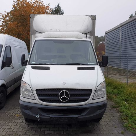 Mercedes - Benz Sprinter 516 Kontener 10 ep Salon Polska