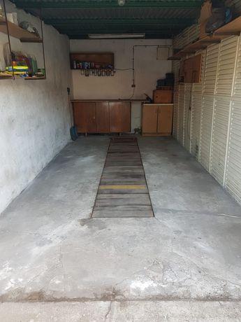 Garaż murowany ul. Limanowskiego