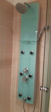 Coluna de duche com massagem
