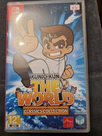 Kunio Kun The World Classics Nintendo Switch