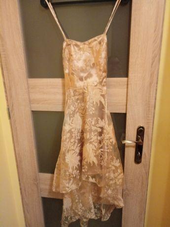 Sukienka XS + Bolerko :) Zestaw :)